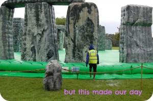 Sacrilege, Cheam Park 2012