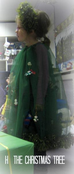 H the Christmas Tree