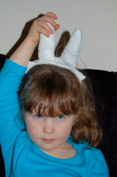 World Book Day Bad Miffy Ears