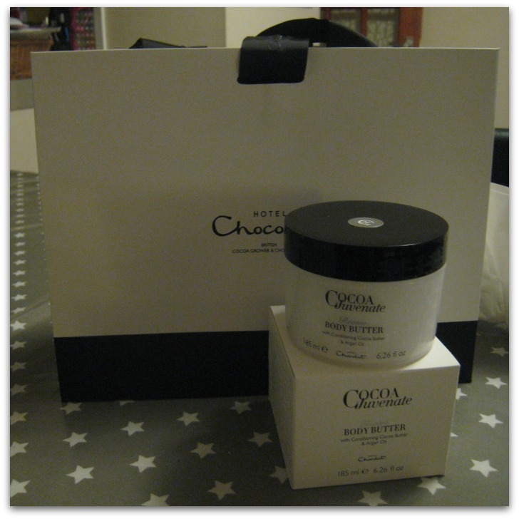 Hotel Chocolat Cocoa Juvenate Body Butter