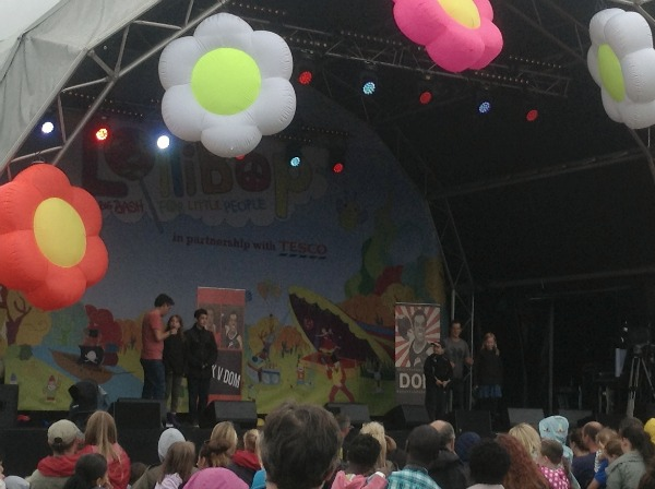 dick and dom lollibop