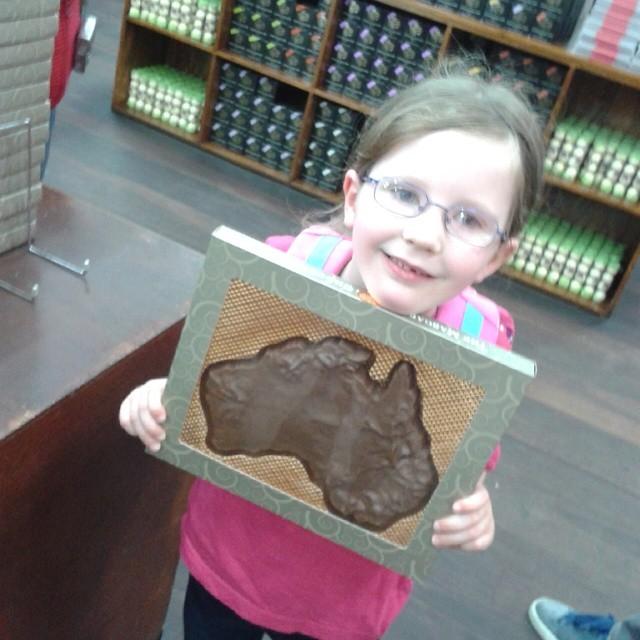 Chocolate Australia