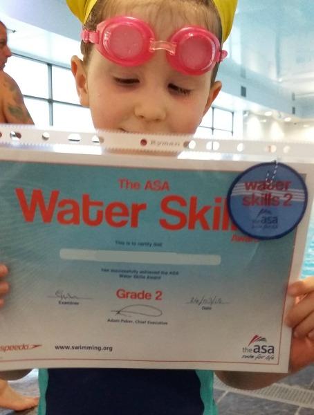 Water Skills 2